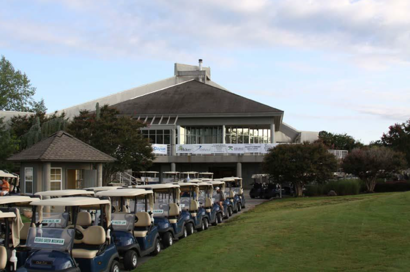 Spark Golf Tournament @ Three Ridges Golf Course